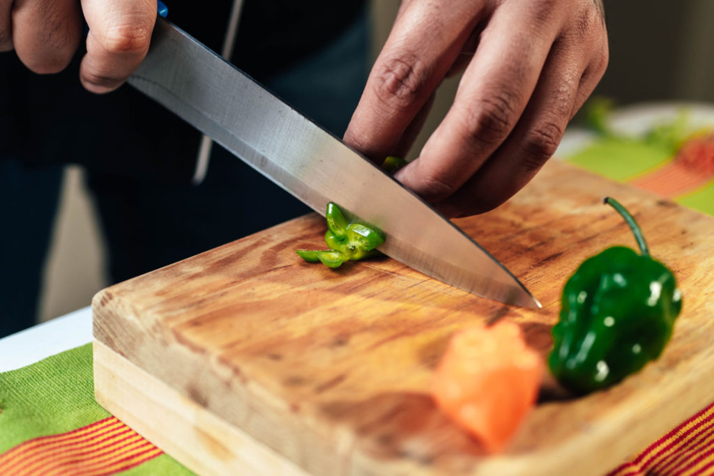 best cutting board for japanese knives